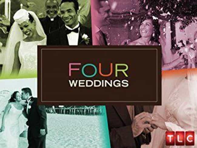 Four Weddings Season 6 is listed (or ranked) 1 on the list Best Seasons of Four Weddings