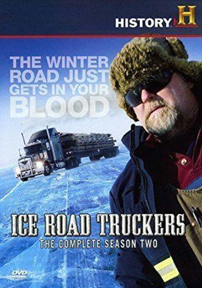 Ice Road Truckers Season 2 is listed (or ranked) 3 on the list Best Seasons of Ice Road Truckers