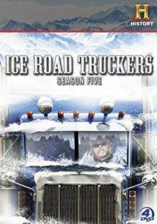 Ice Road Truckers Season 5 is listed (or ranked) 1 on the list Best Seasons of Ice Road Truckers