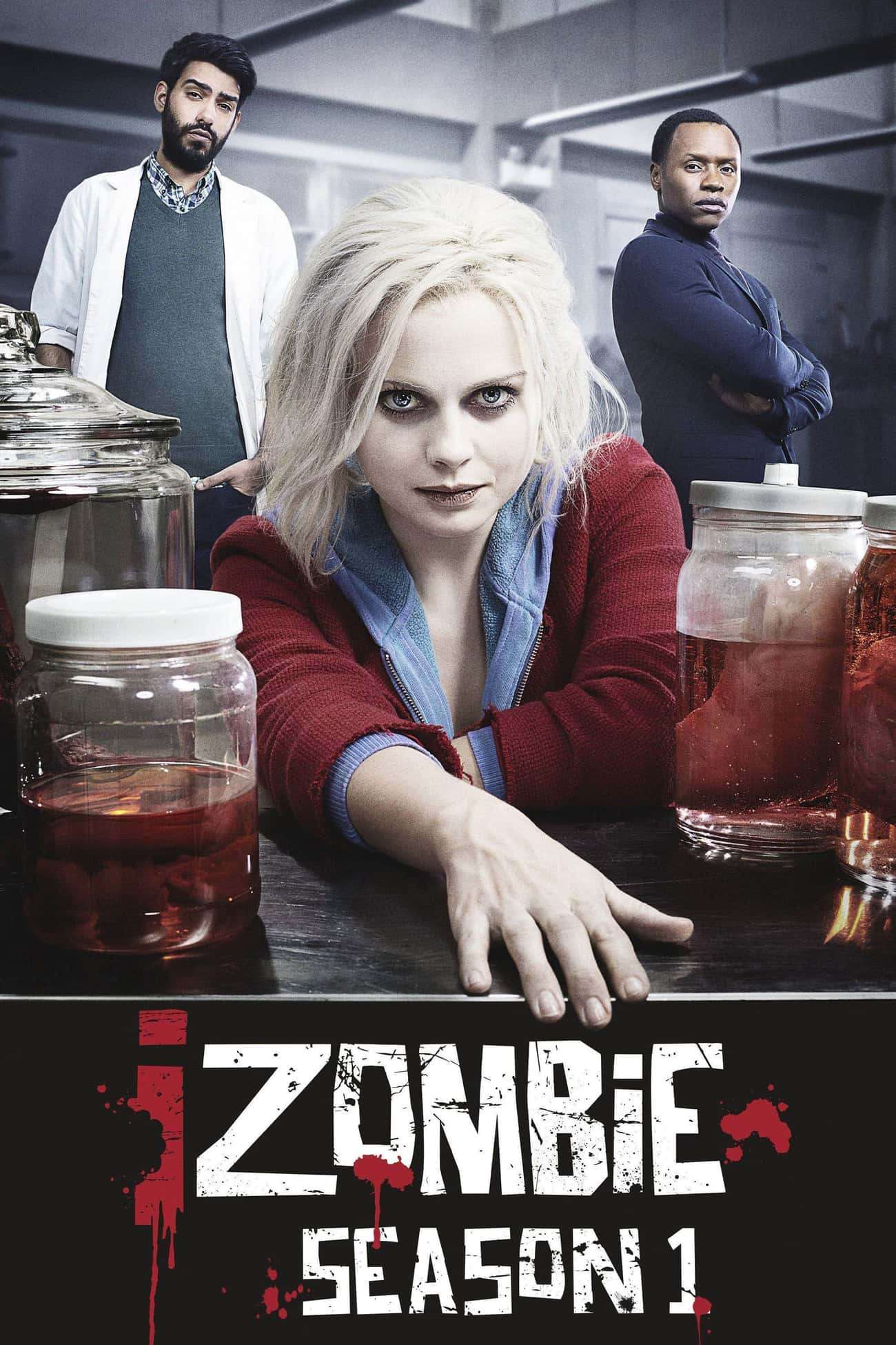 iZombie - Season 1 is listed (or ranked) 2 on the list The Best Seasons of 'iZombie'