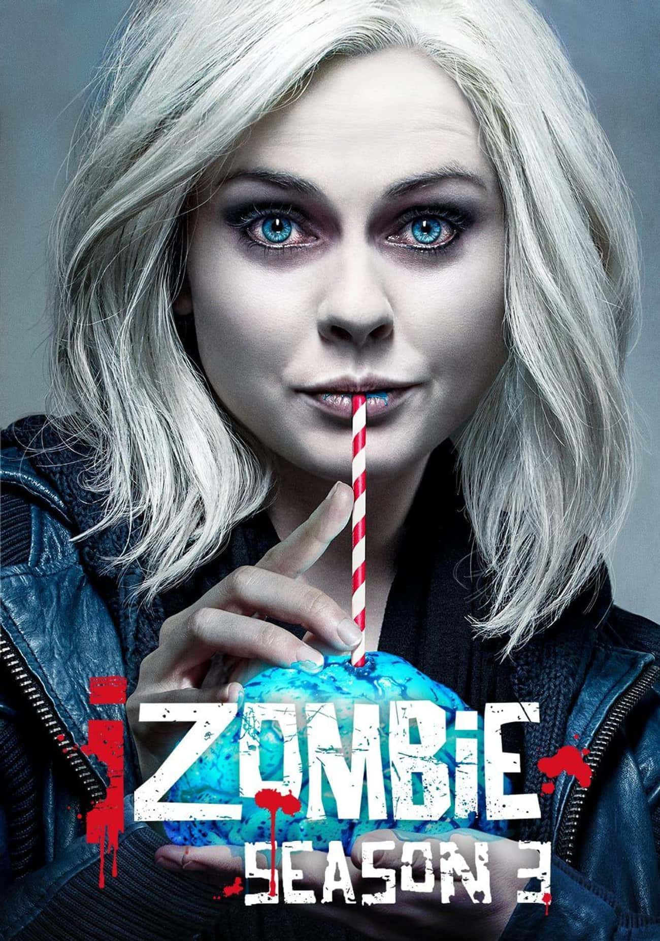 iZombie - Season 3 is listed (or ranked) 3 on the list The Best Seasons of 'iZombie'