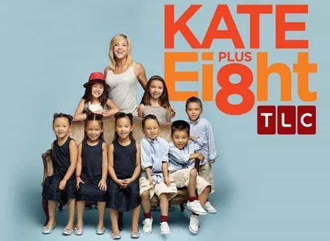 Kate Plus 8 Season 2 is listed (or ranked) 1 on the list Best Seasons of Kate Plus 8