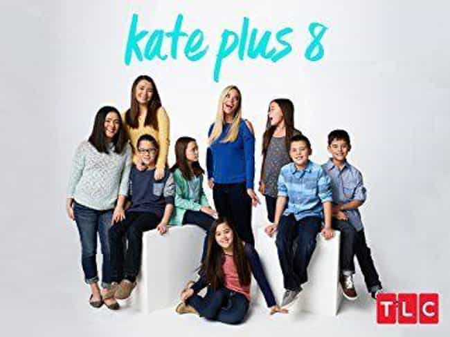 Kate Plus 8 Season 5 is listed (or ranked) 2 on the list Best Seasons of Kate Plus 8