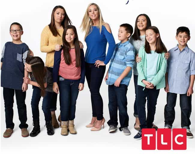 Kate Plus 8 Season 6 is listed (or ranked) 3 on the list Best Seasons of Kate Plus 8
