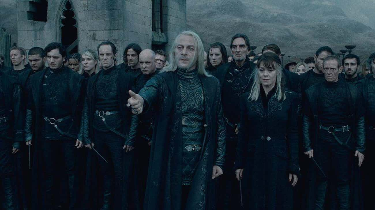 The Death Eaters Allude To The is listed (or ranked) 1 on the list All the Historical References In Harry Potter