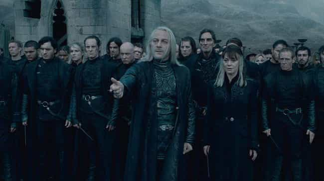 The Death Eaters Allude To The... is listed (or ranked) 1 on the list All the Historical References In Harry Potter