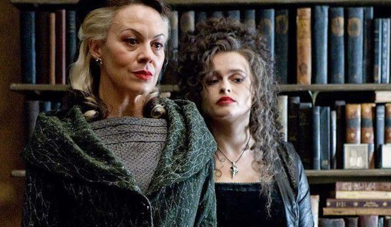 The Black Sisters Were Inspire is listed (or ranked) 4 on the list All the Historical References In Harry Potter