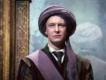Quirinus Quirrell Is Straight  is listed (or ranked) 6 on the list All the Historical References In Harry Potter