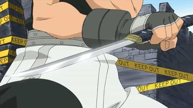 Tsubaki Nakatsukasa - 'S... is listed (or ranked) 6 on the list The Most Powerful Weapons In Anime, Ranked By Destructive Force