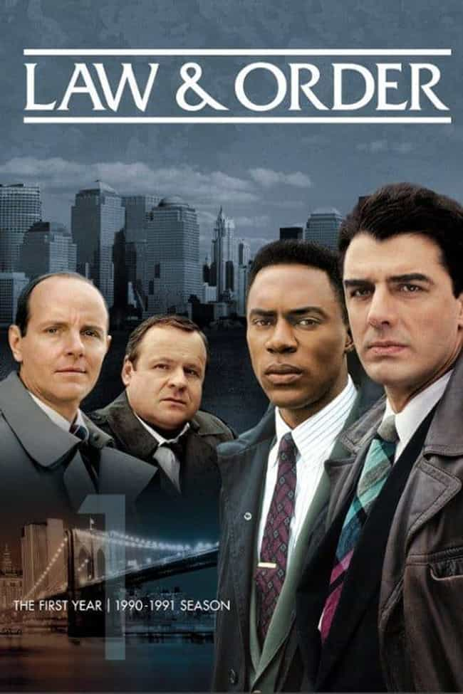 Law & Order - Season... is listed (or ranked) 4 on the list Best Seasons of 'Law & Order'