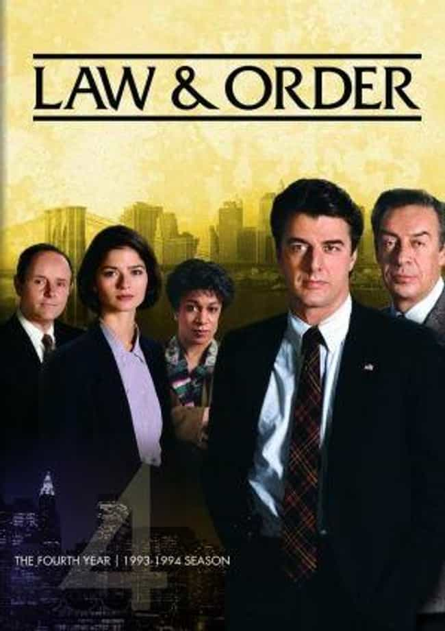 Law & Order Season 4 is listed (or ranked) 4 on the list Best Seasons of Law & Order