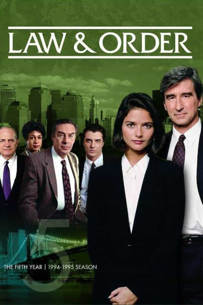 Law & Order - Season... is listed (or ranked) 1 on the list Best Seasons of 'Law & Order'
