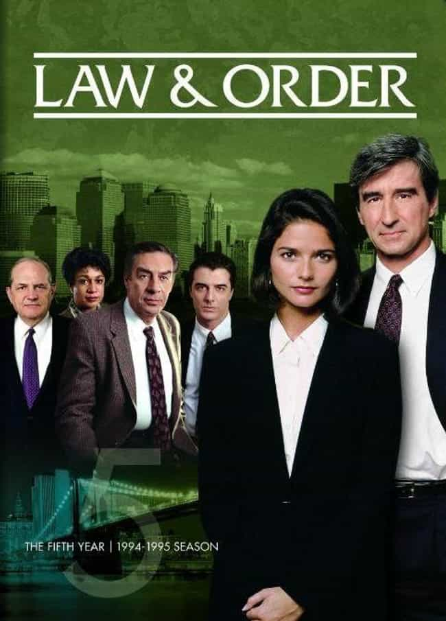 Best Seasons Of Law Order