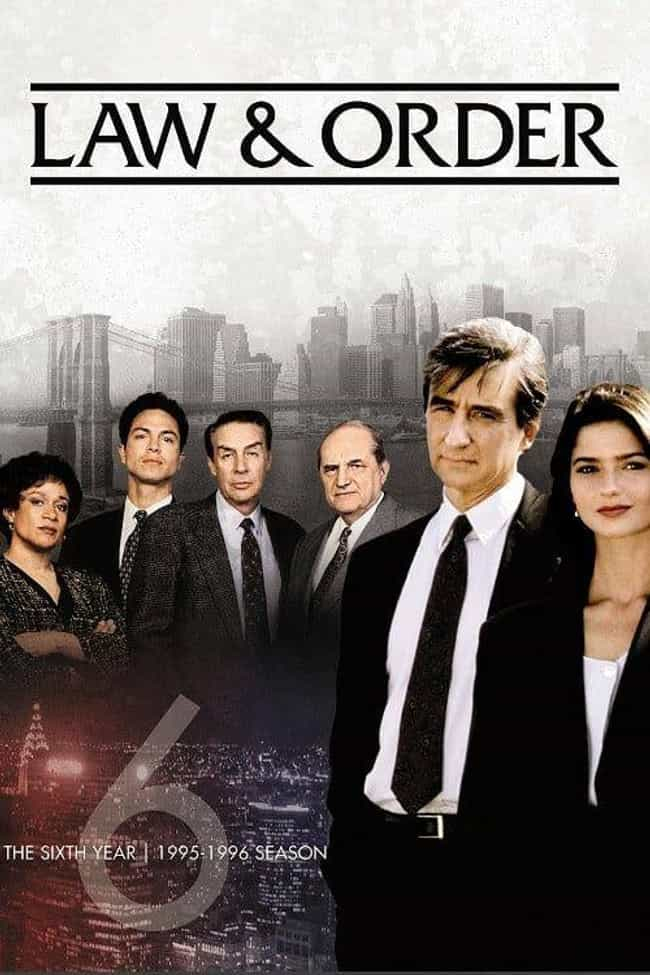 Law & Order - Season... is listed (or ranked) 2 on the list Best Seasons of 'Law & Order'