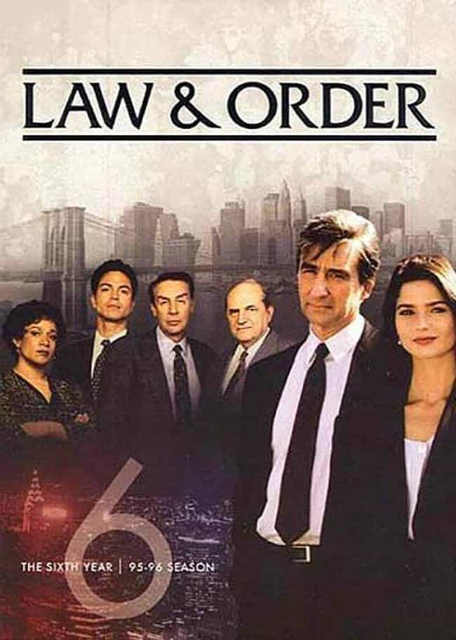 Law & Order Season 6 is listed (or ranked) 1 on the list Best Seasons of Law & Order