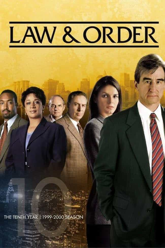 Law & Order - Season... is listed (or ranked) 3 on the list Best Seasons of 'Law & Order'