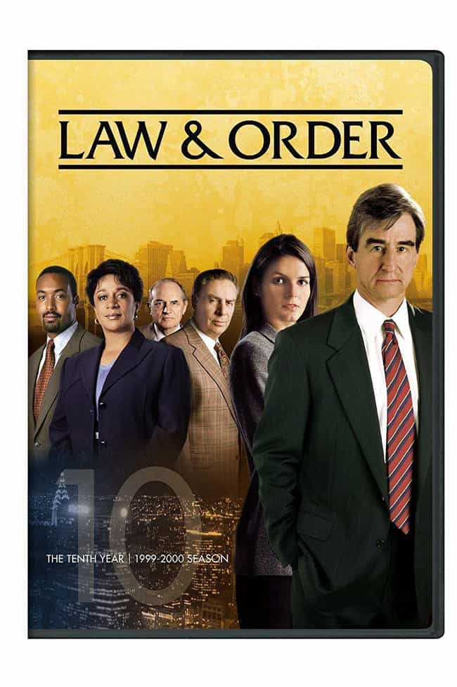 Law & Order Season 10 is listed (or ranked) 3 on the list Best Seasons of Law & Order