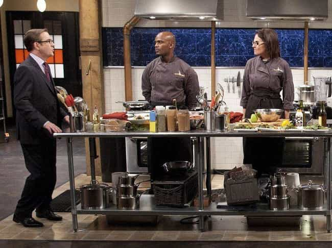 It Almost Starred A Chihuahua is listed (or ranked) 1 on the list 12 Things You Didn't Know About Competing On 'Chopped'