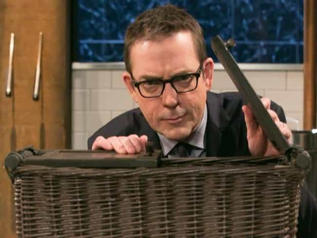 One Person Carefully Curates T... is listed (or ranked) 3 on the list 12 Things You Didn't Know About Competing On 'Chopped'