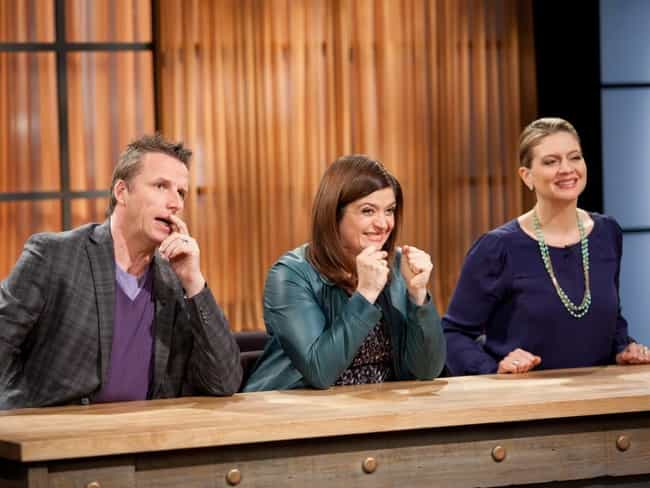 The Judges Put A Lot Of Though... is listed (or ranked) 6 on the list 12 Things You Didn't Know About Competing On 'Chopped'