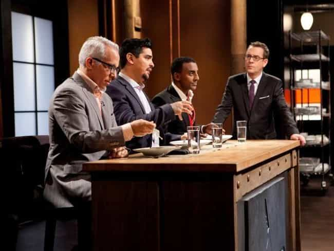 Judges May Taste Food Before F... is listed (or ranked) 5 on the list 12 Things You Didn't Know About Competing On 'Chopped'