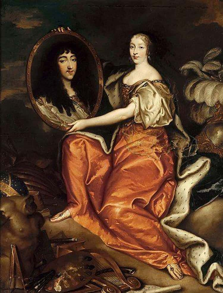 Some Members Of The Court Believed The Duchesse d'Orleans Was Poisoned