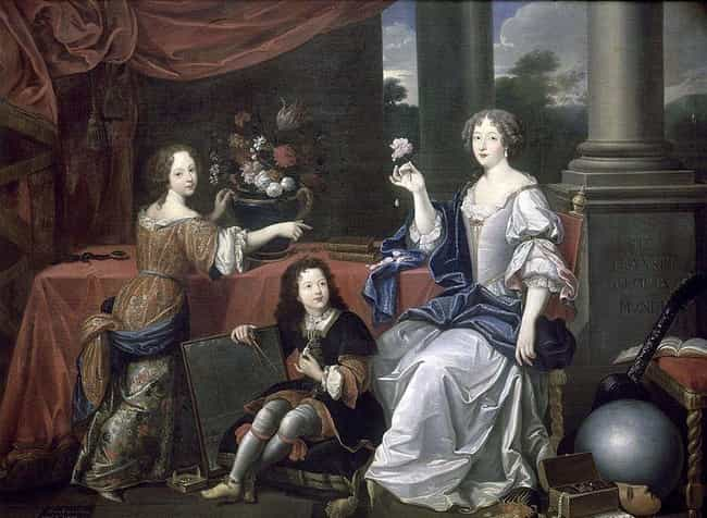 Louise De La Vallière Broke Et... is listed (or ranked) 5 on the list The Biggest Scandals From The Court Of Louis XIV