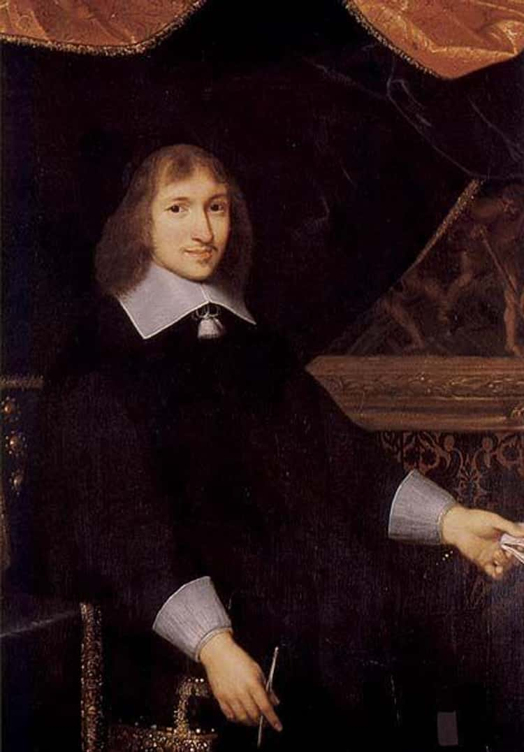 Nicolas Fouquet Became The Richest Man In France Before Going To Prison For Stealing From The King