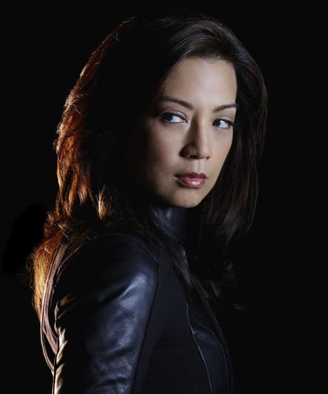 Melinda May From'Agents Of S.... is listed (or ranked) 4 on the list Fan Theories About 'Captain Marvel'