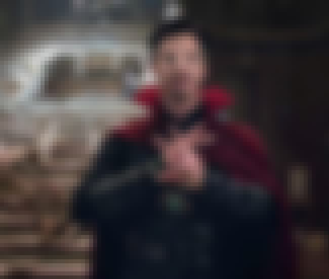 Doctor Strange Is Going To App... is listed (or ranked) 4 on the list Fan Theories About 'Captain Marvel'