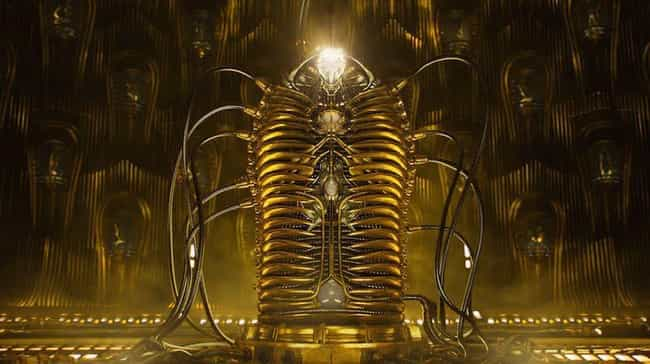 Adam Warlock Will Return... is listed (or ranked) 3 on the list Fan Theories On 'Guardians of the Galaxy Vol. 3'