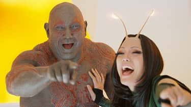 Star-Lord, Mantis, And Drax Wi is listed (or ranked) 2 on the list Fan Theories On 'Guardians of the Galaxy Vol. 3'