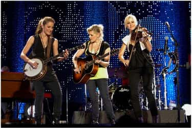 They Scaled Back On Touring is listed (or ranked) 1 on the list Whatever Happened To The Dixie Chicks?
