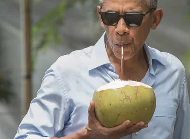 Taking A Vacation is listed (or ranked) 4 on the list Things Fox News Criticized Obama For But Defends Trump For