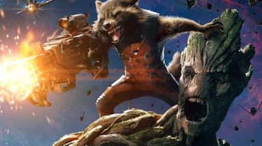 We'll Learn More About Rocket  is listed (or ranked) 1 on the list Fan Theories On 'Guardians of the Galaxy Vol. 3'