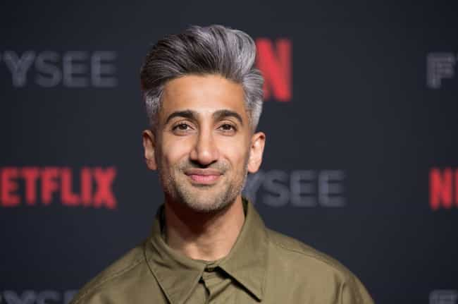 Tan Started Working In His Gra... is listed (or ranked) 1 on the list Everything You Wanted To Know About The Fab Five Behind 'Queer Eye'
