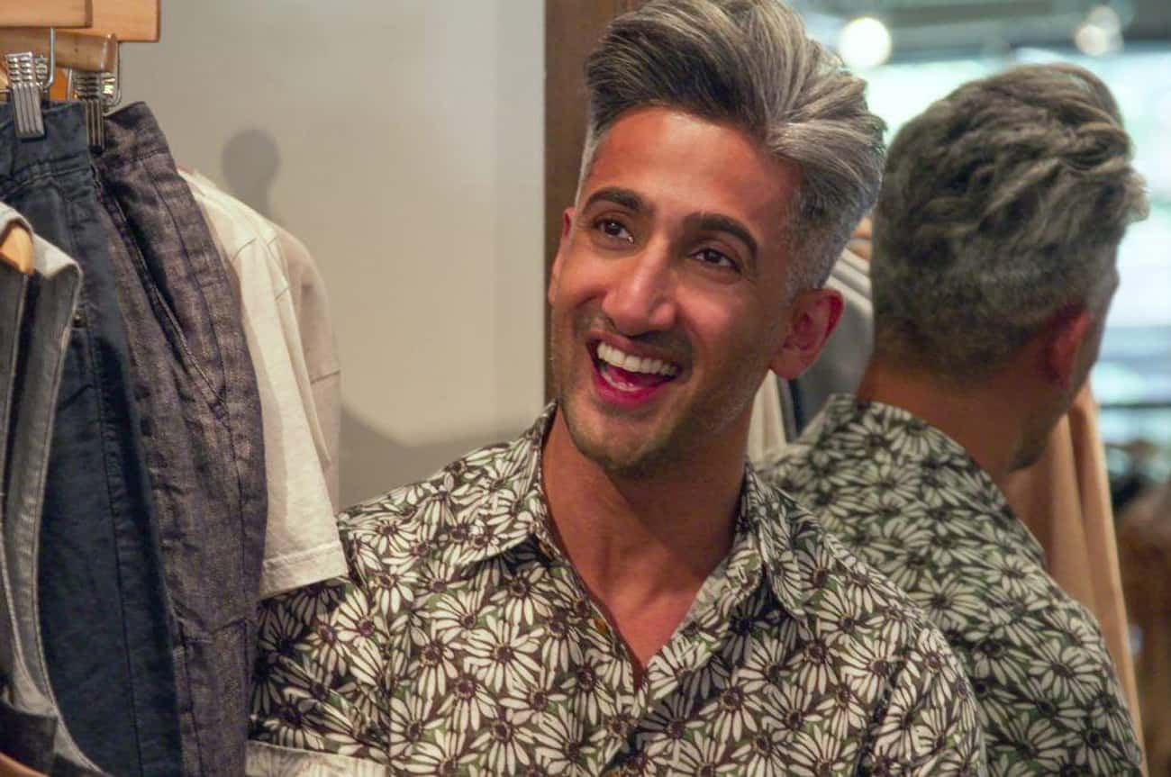 Tan Is An Openly Gay, Practici is listed (or ranked) 2 on the list Everything You Wanted To Know About The Fab Five Behind 'Queer Eye'