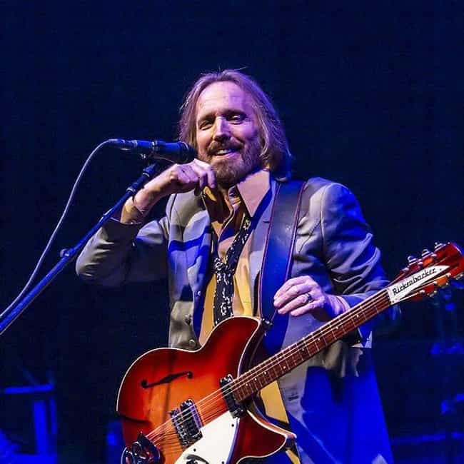 He Was An Addict In The '9... is listed (or ranked) 2 on the list The Most Fascinating Facts You Didn't Know About Tom Petty