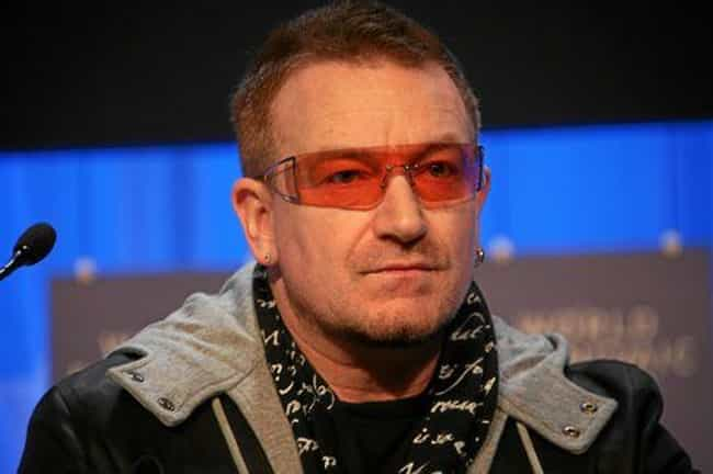 He Sort Of Co-Owns Facebook is listed (or ranked) 4 on the list 15 Fascinating Things You Didn't Know About Bono