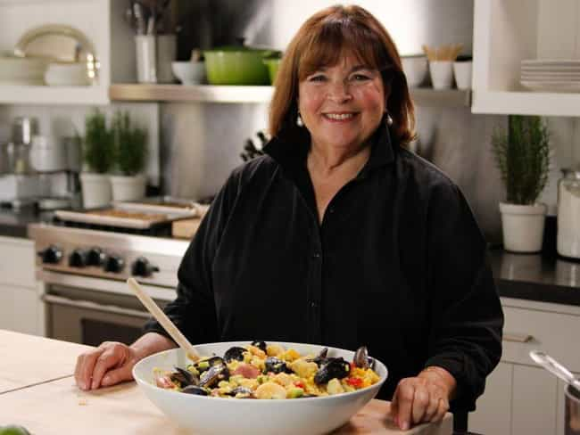 Ina Garten's Refusal To A Make... is listed (or ranked) 3 on the list The Biggest Food Network Scandals Of All Time