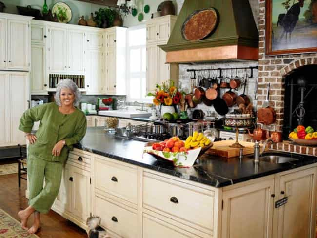 Paula Deen's Racist Slurs is listed (or ranked) 1 on the list The Biggest Food Network Scandals Of All Time