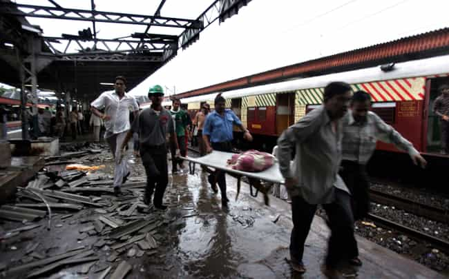2006 Mumbai Train Bombings is listed (or ranked) 2 on the list Deadliest Subway Terrorist Attacks