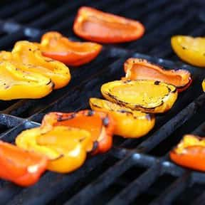 Grilled Peppers is listed (or ranked) 7 on the list The Best Food Pairings For Zinfandel, Ranked