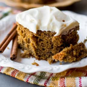 Spice Cake is listed (or ranked) 15 on the list The Best Food Pairings For Zinfandel, Ranked
