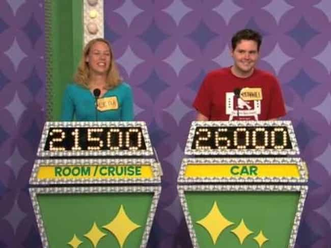 Only One Contestant Made... is listed (or ranked) 3 on the list Behind-The-Scenes Secrets From 'The Price Is Right'