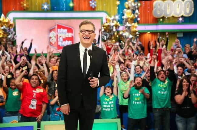 Picking A Replacement Fo... is listed (or ranked) 2 on the list Behind-The-Scenes Secrets From 'The Price Is Right'