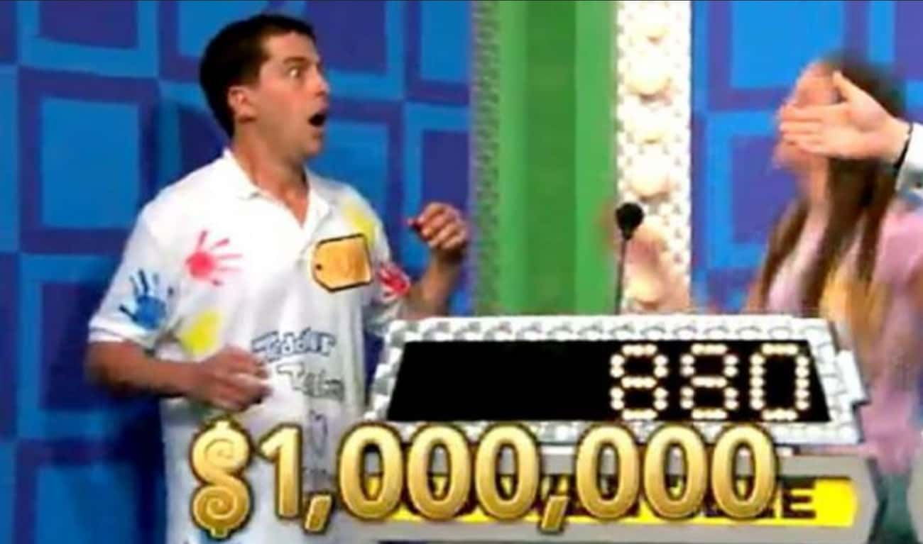 The Most Money Ever Won On The is listed (or ranked) 4 on the list Behind-The-Scenes Secrets From 'The Price Is Right'