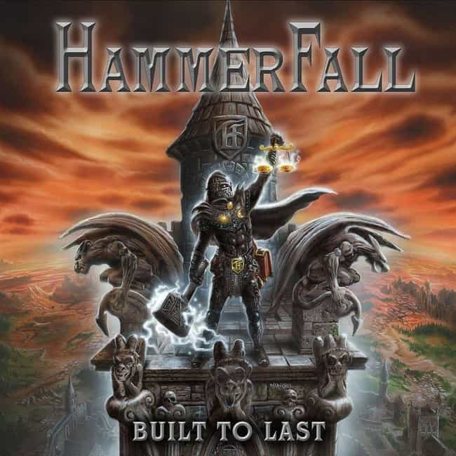Built to Last is listed (or ranked) 7 on the list The Best HammerFall Albums of All Time