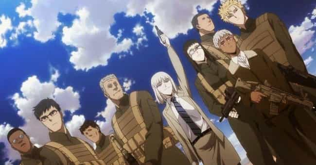 Jormungand is listed (or ranked) 1 on the list The 13 Best Anime Like Black Lagoon