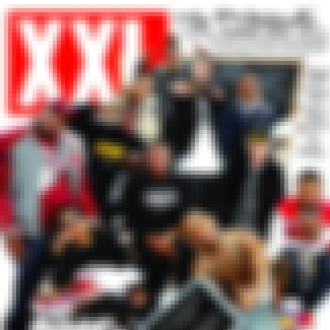 2011 is listed (or ranked) 1 on the list The Best XXL Freshman Classes, Ranked